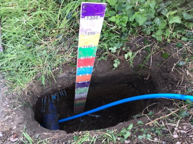 What's the Best Way of Improving Water Pressure? Wentworth Moling Services