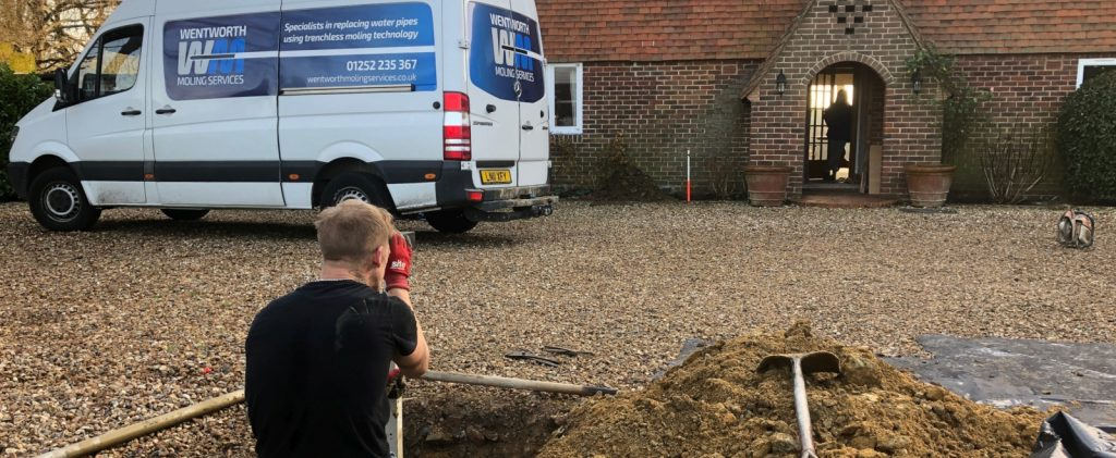 Cable Moling Wentworth Moling Services