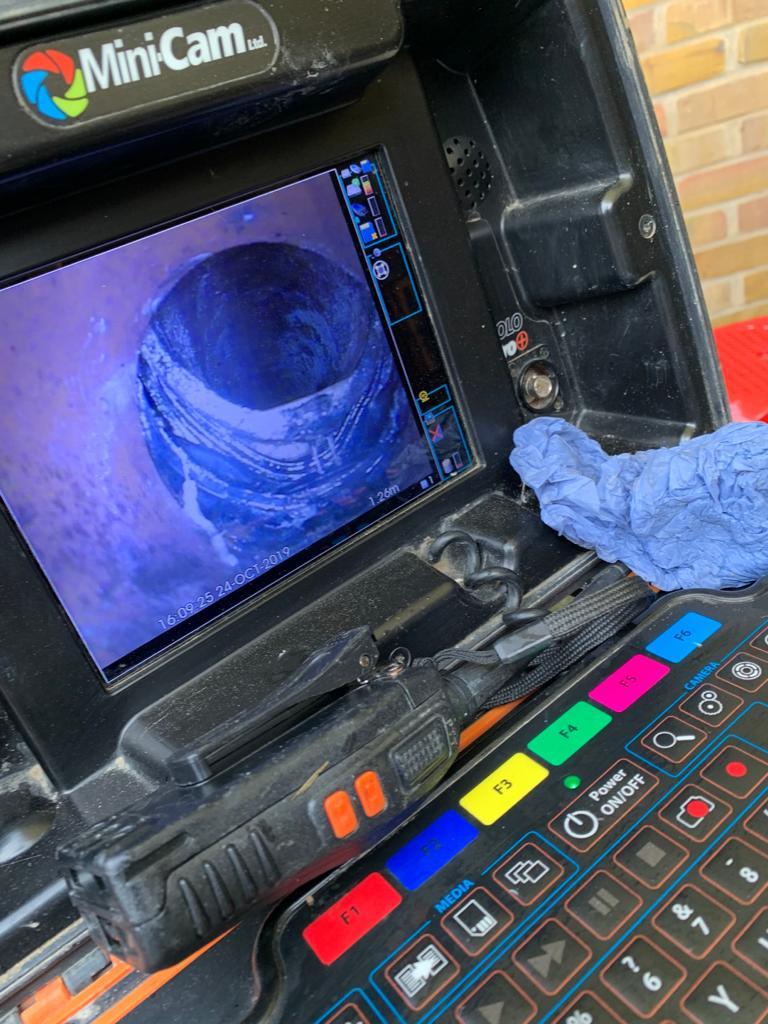 CCTV Drain Surveys Wentworth Moling Services
