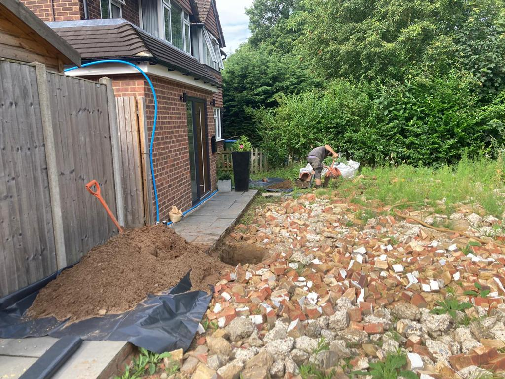 Water Pipe Replacement London Wentworth Moling Services