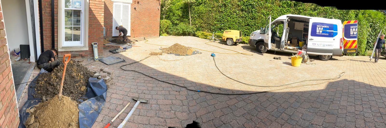 Moling Contractors Wentworth Moling Services